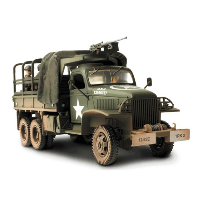 Коллекционная модель - Грузовик 2,5 тонны 1944 года, GMC, 1:32Военная техника<br>Коллекционная модель - Грузовик 2,5 тонны 1944 года, GMC, 1:32<br>