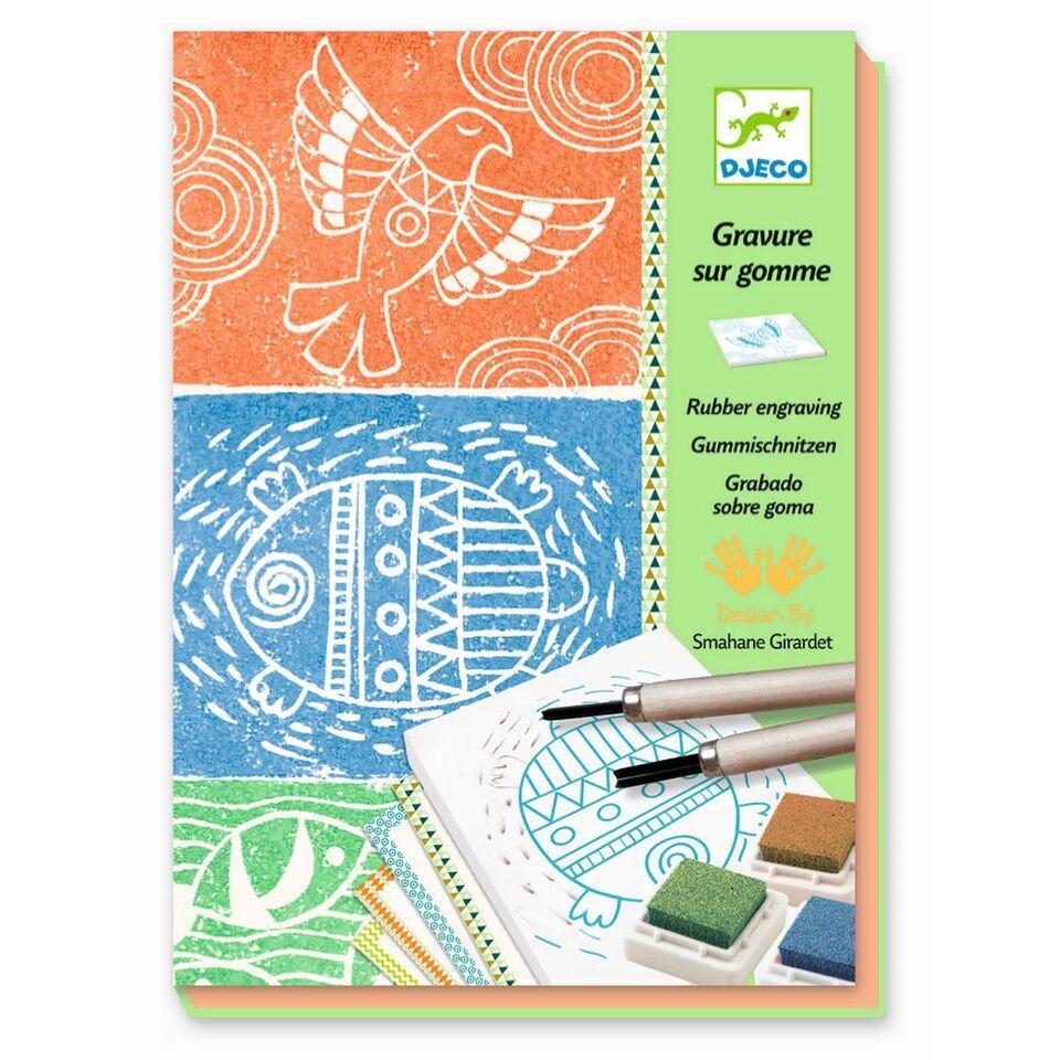 Набор для творчества - Изготовление штамповШтампики<br>Набор для творчества - Изготовление штампов<br>