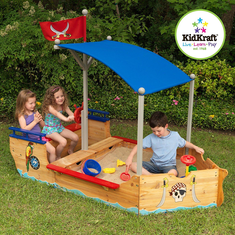 Купить Песочница - Пиратская лодка, KidKraft