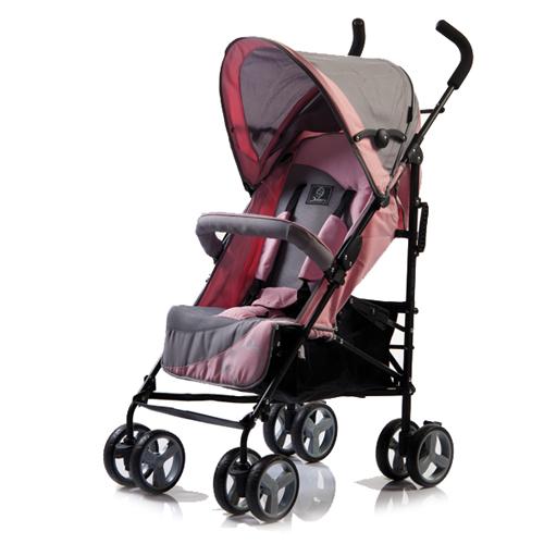 Коляска трость Picnic S-102, PinkДетские коляски Capella Jetem, Baby Care<br>Коляска трость Picnic S-102, Pink<br>