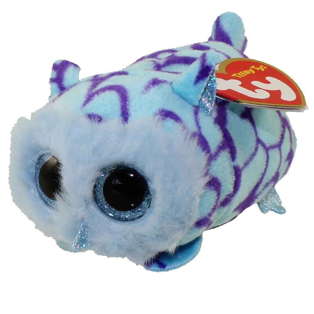 Совенок Teeny Tys – Mimi, голубой, 10 смЖивотные<br>Совенок Teeny Tys – Mimi, голубой, 10 см<br>