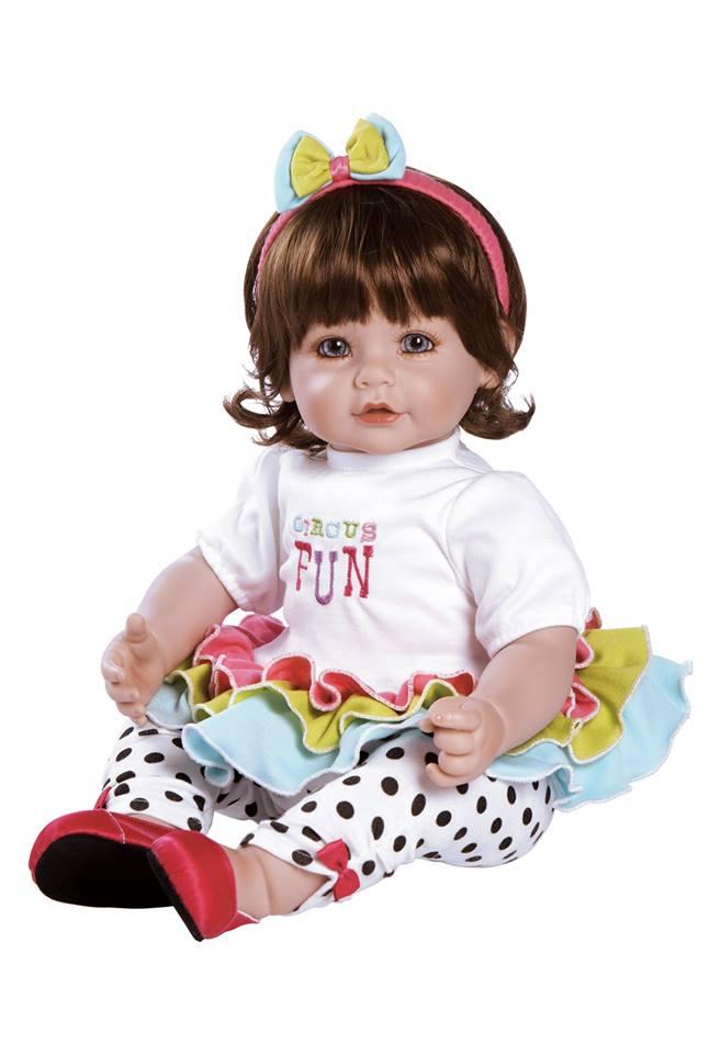 Кукла  - В цирке, 48 смКуклы Адора<br>Кукла  - В цирке, 48 см<br>