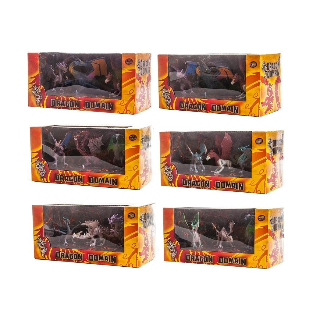 Игровой набор - ДраконыМифические существа<br>Игровой набор - Драконы<br>