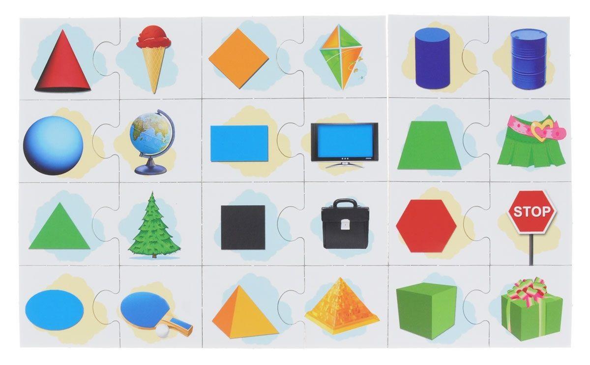 картинки ассоциации геометрические фигуры эта