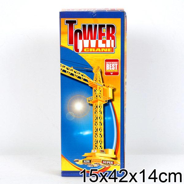 Строительный кран на пульте от Toyway