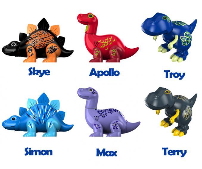 Динозавр с кольцомИнтерактивные животные<br>Динозавр с кольцом<br>