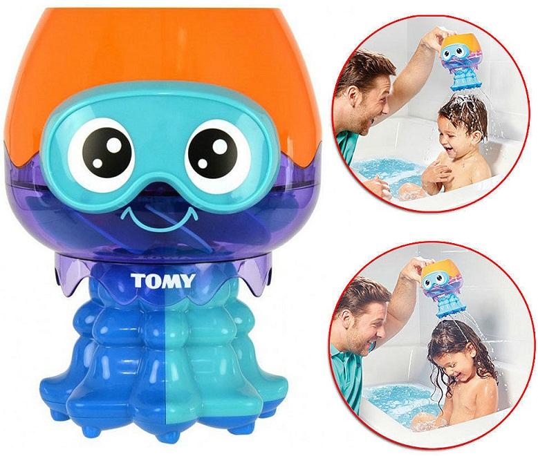 Купить Игрушка для ванны - Веселая Медуза, Tomy
