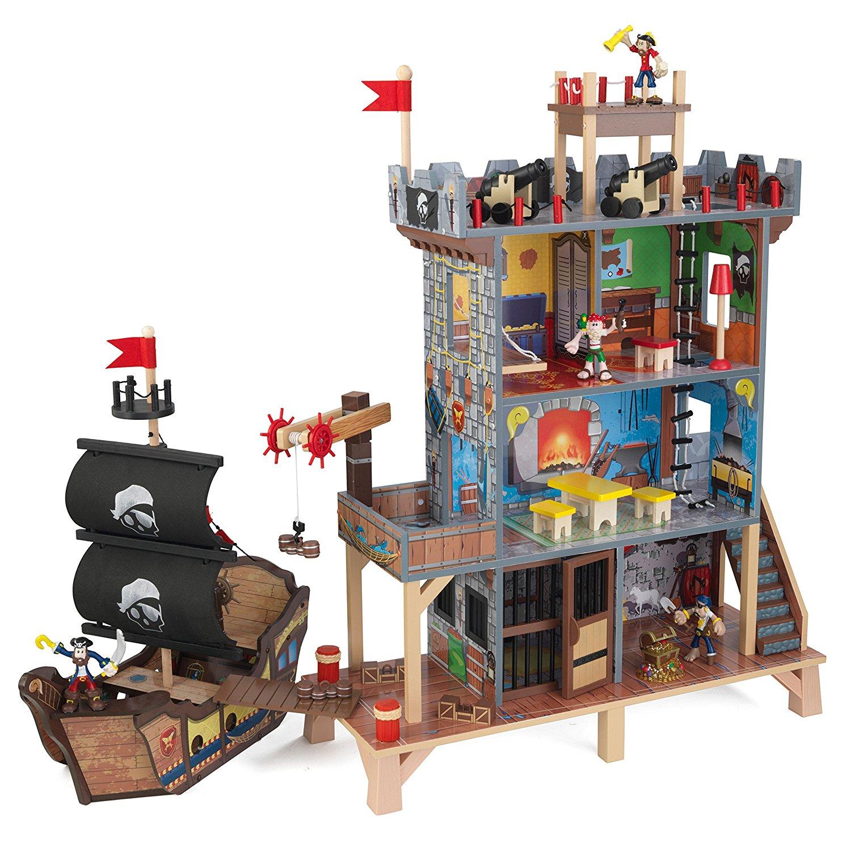 Набор Пиратский форт - Замки, рыцари, крепости, пираты, артикул: 160598
