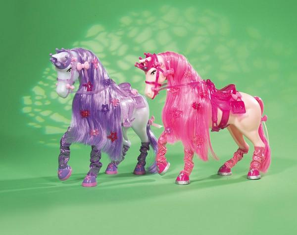 Лошадь для Штеффи + аксессуарыКуклы Steffi (Штеффи)<br>Лошадь для Штеффи + аксессуары<br>