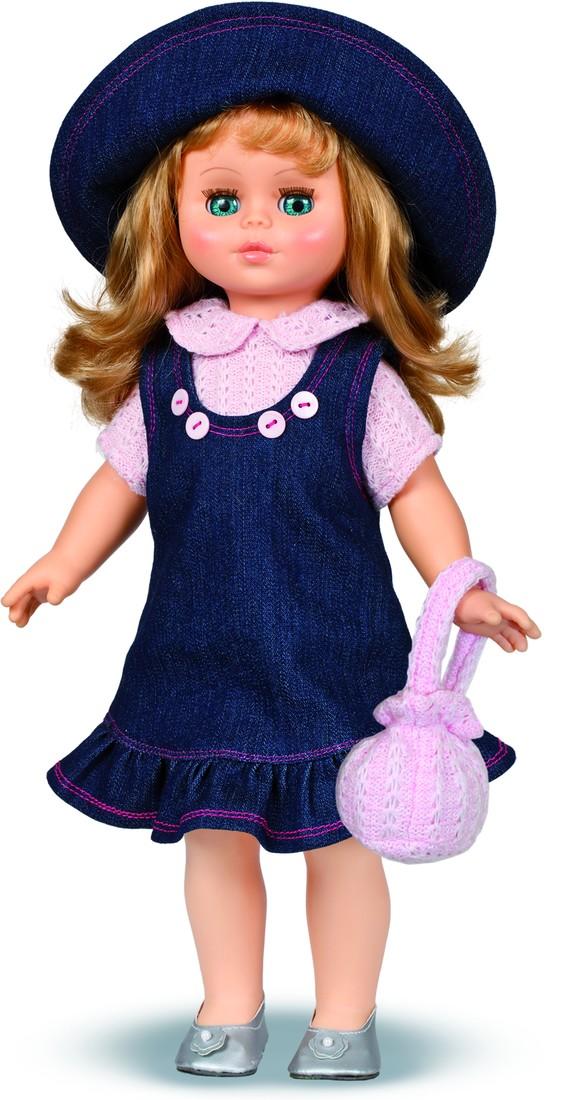 Кукла «Оля 14», со звуковым устройством, 44 см.Русские куклы фабрики Весна<br>Кукла «Оля 14», со звуковым устройством, 44 см.<br>