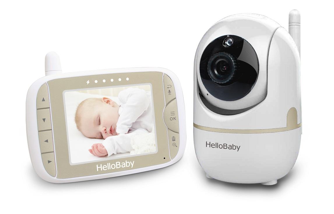 Купить Видеоняня Hello Baby HB65, HelloBaby
