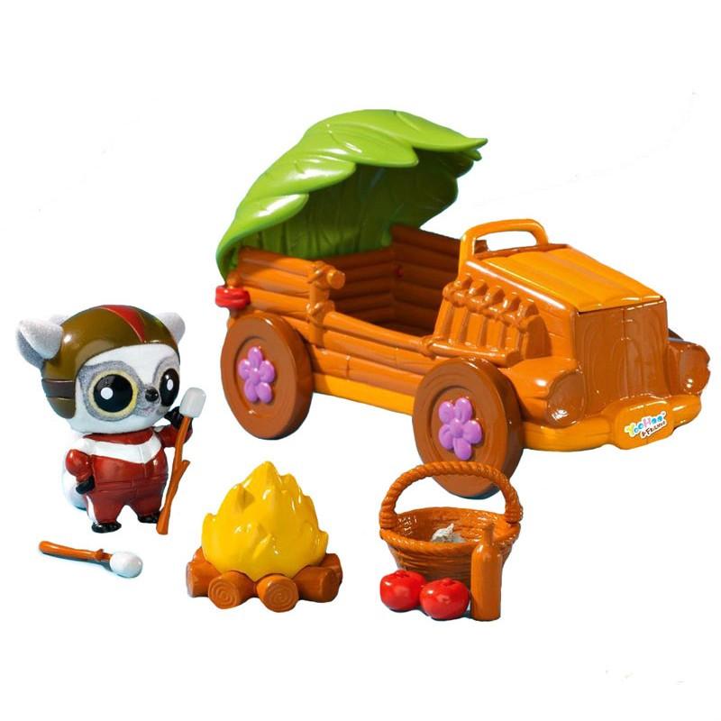 Машинка с фигуркой YooHoo&amp;FriendsYooHoo&amp;Friends<br>Машинка с фигуркой YooHoo&amp;Friends<br>