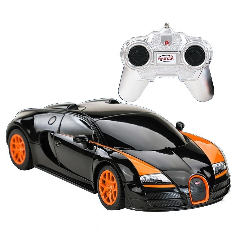Радиоуправляемая машина - Bugatti Grand Sport Vitesse, масштаб 1:24Машины на р/у<br>Радиоуправляемая машина - Bugatti Grand Sport Vitesse, масштаб 1:24<br>