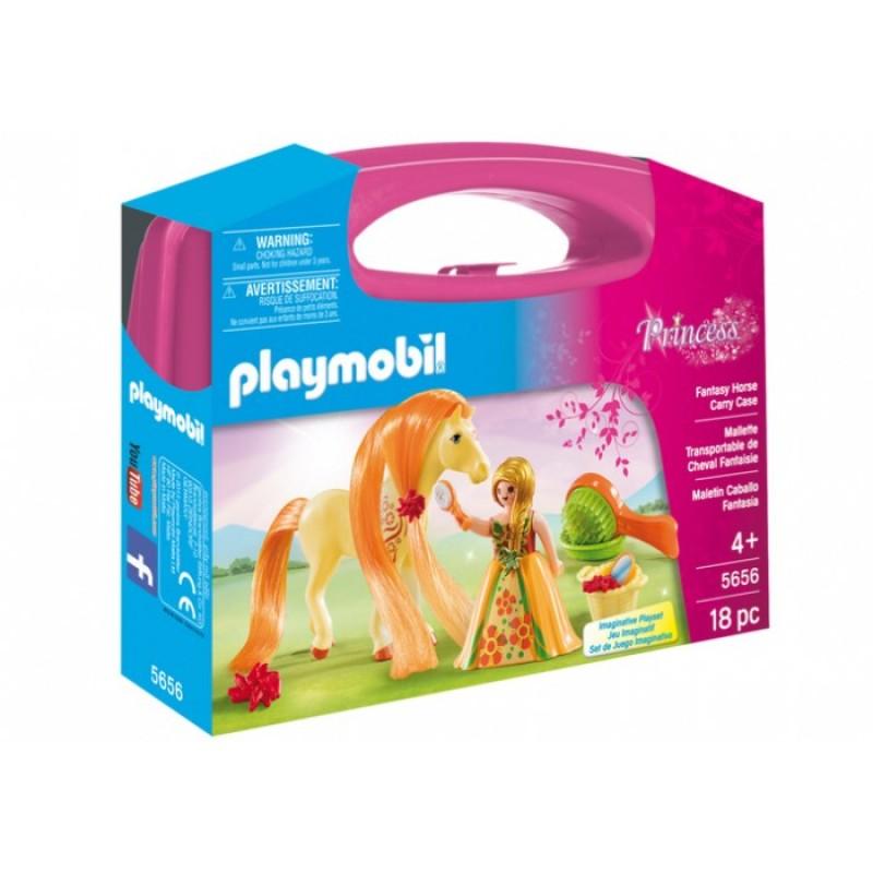 Купить Возьми с собой: Сказочная лошадка, Playmobil