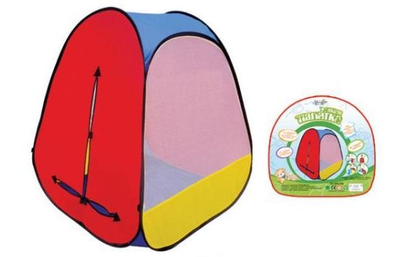 Детская игровая палатка в сумкеДомики-палатки<br>Детская игровая палатка в сумке<br>