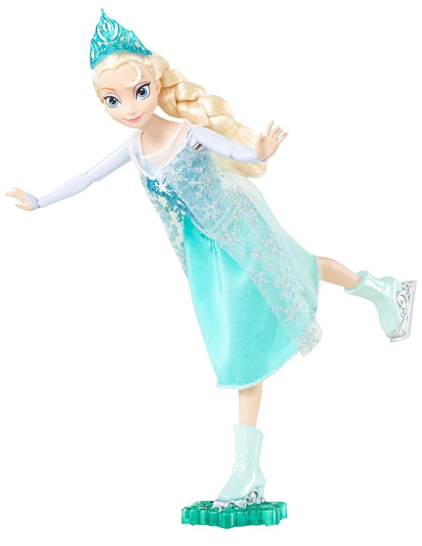 Кукла Эльза на коньках «Холодное Сердце»Куклы холодное сердце<br>Кукла Эльза на коньках «Холодное Сердце»<br>
