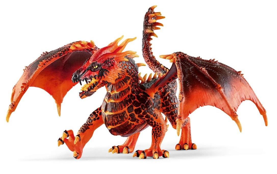 Купить Фигурка Schleich – Дракон Лава, 22 см., 70138