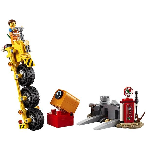 Конструктор Lego. The Lego Movie 2 - Трехколесный велосипед Эммета