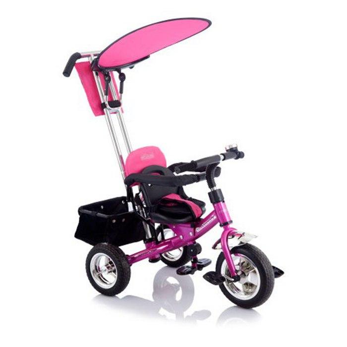Трехколесный велосипед Jetem Lexus Trike Next Generation – розовыйВелосипеды детские<br>Трехколесный велосипед Jetem Lexus Trike Next Generation – розовый<br>