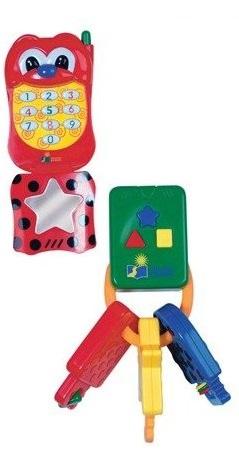 Телефон с ключиками - Интерактив для малышей, артикул: 108213