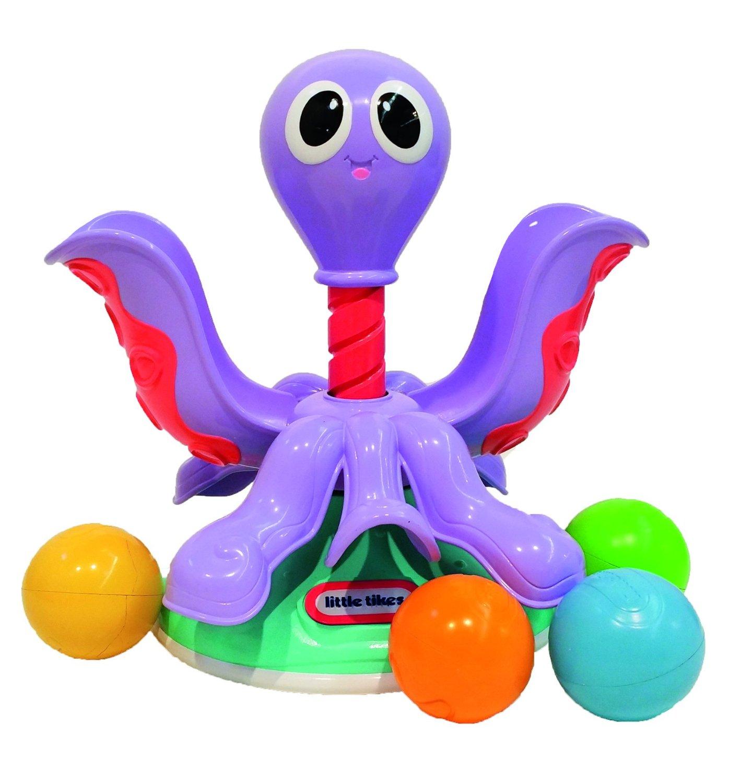 Развивающая игрушка «Вращающийся осьминог»Развивающие игрушки Little Tikes<br>Развивающая игрушка «Вращающийся осьминог»<br>