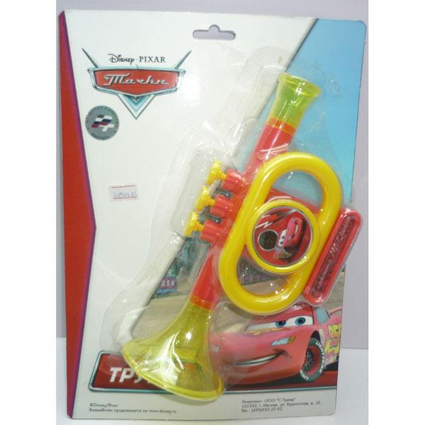 Труба «Тачки Дисней»CARS 2 (Игрушки Тачки 2)<br>Труба «Тачки Дисней»<br>