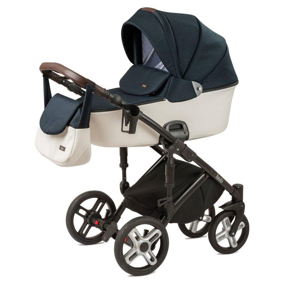 Купить Детская коляска Nuovita Carro Sport 2 в 1, blu bianco/сине-белый