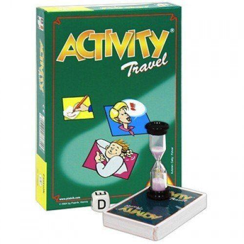Игра настольная - Activity, компактная версияЛогические<br>Игра настольная - Activity, компактная версия<br>