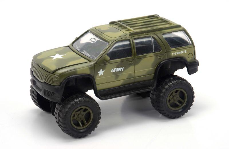 Военный внедорожник, 18 см.Военная техника<br>Военный внедорожник, 18 см.<br>