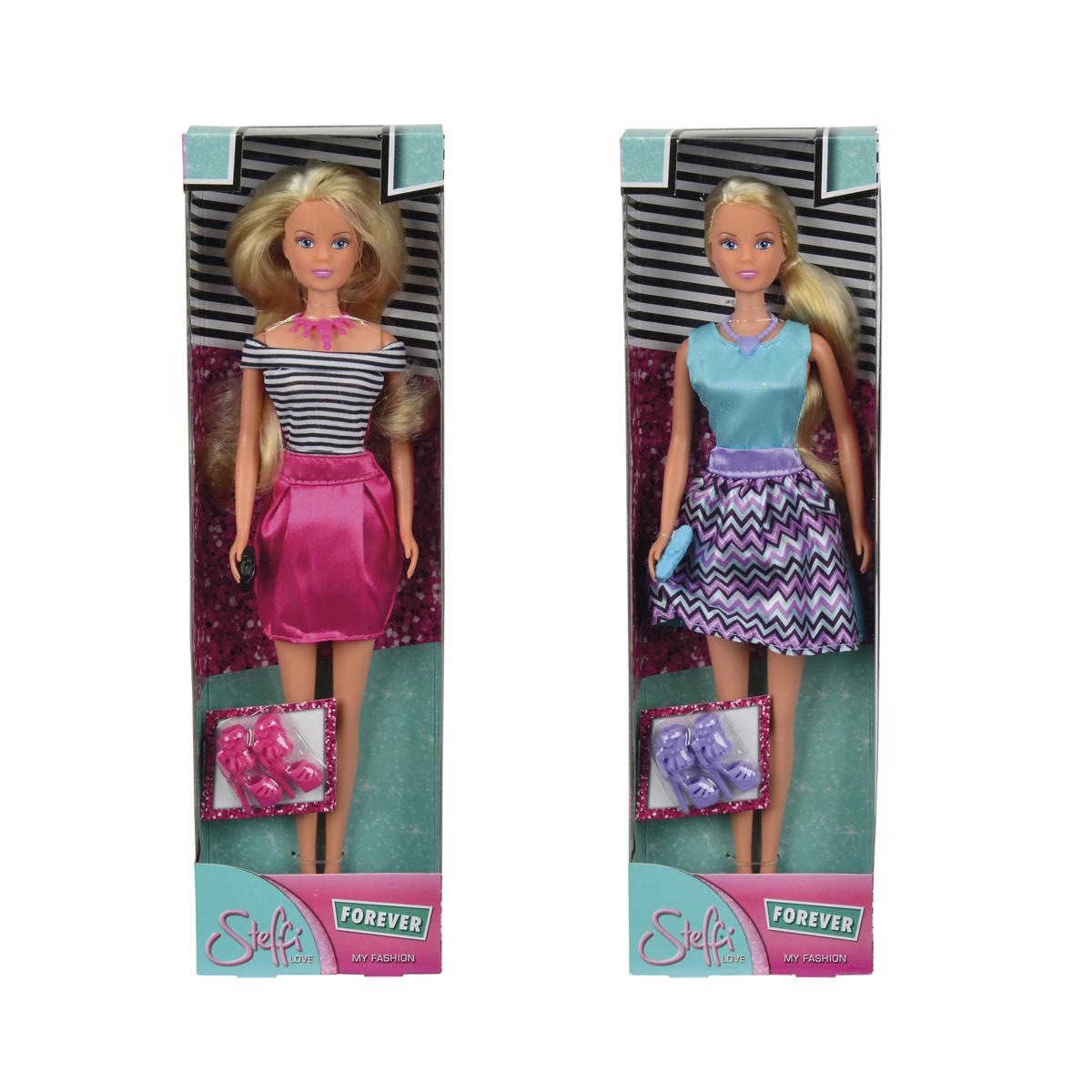 Кукла Steffi Forever, 2 видаКуклы Steffi (Штеффи)<br>Кукла Steffi Forever, 2 вида<br>