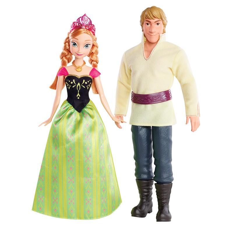 Куклы Анна и Кристоф- герои м/ф Холодное СердцеКуклы холодное сердце<br>Куклы Анна и Кристоф- герои м/ф Холодное Сердце<br>