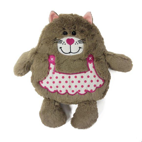 Грелка-игрушка – Кошечка, 19 см - Коты, артикул: 174705