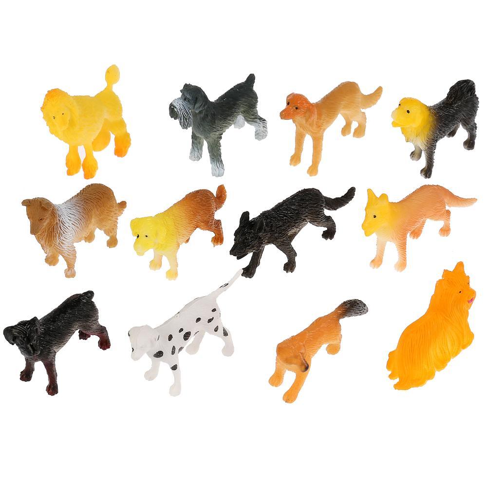 Купить Игровой набор Рассказы о животных – Собаки 2, 12 штук, Играем вместе