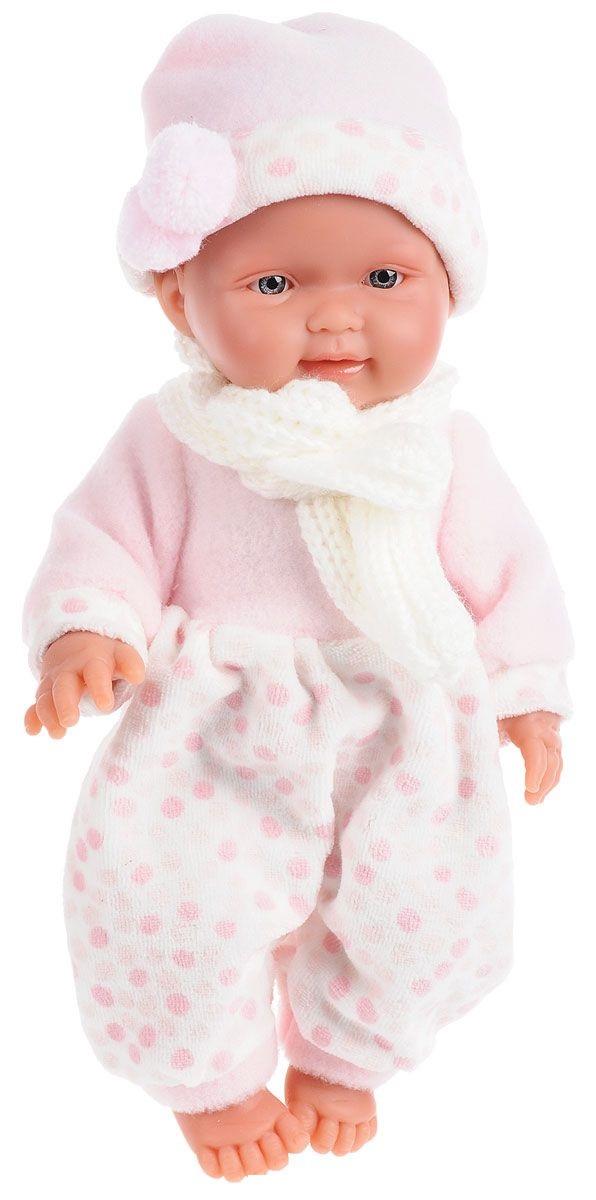 Кукла Бэбита Роза, 26 см.Испанские куклы Llorens Juan, S.L.<br>Кукла Бэбита Роза, 26 см.<br>