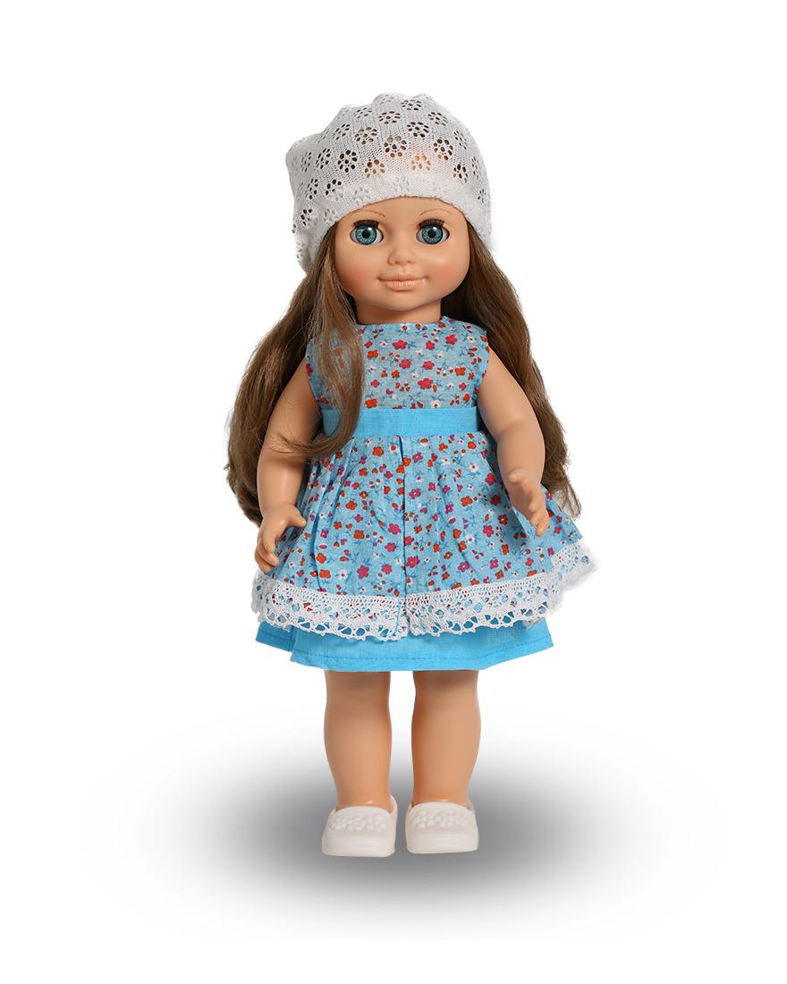 Кукла Анна 28, озвученная, 42 см.Русские куклы фабрики Весна<br>Кукла Анна 28, озвученная, 42 см.<br>
