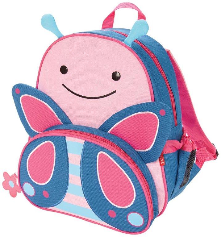 Купить Рюкзак детский Бабочка, Skip Hop
