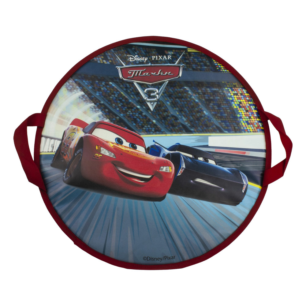Ледянка из серии Disney Тачки круглая, 52 см. 1TOY