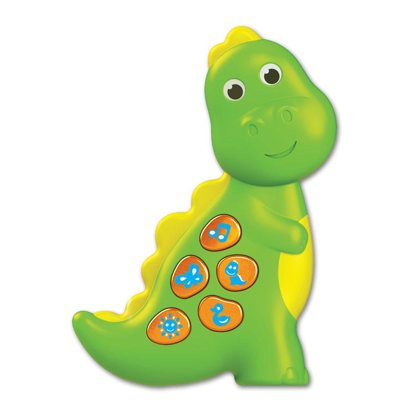 Плеер для самых маленьких - Чудо-огоньки - Динозаврик