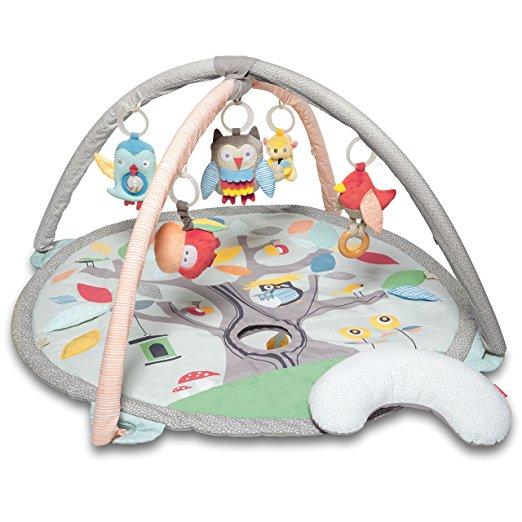 Гимнастический коврик c дугами - ДеревоДетские развивающие коврики для новорожденных<br>Гимнастический коврик c дугами - Дерево<br>