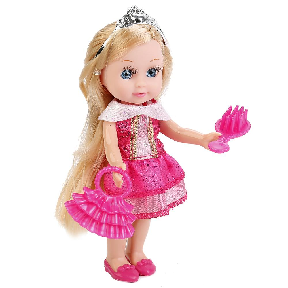 Купить Кукла Hello Kitty – Машенька, 15 см, с комплектом одежды и аксессуарами, Карапуз