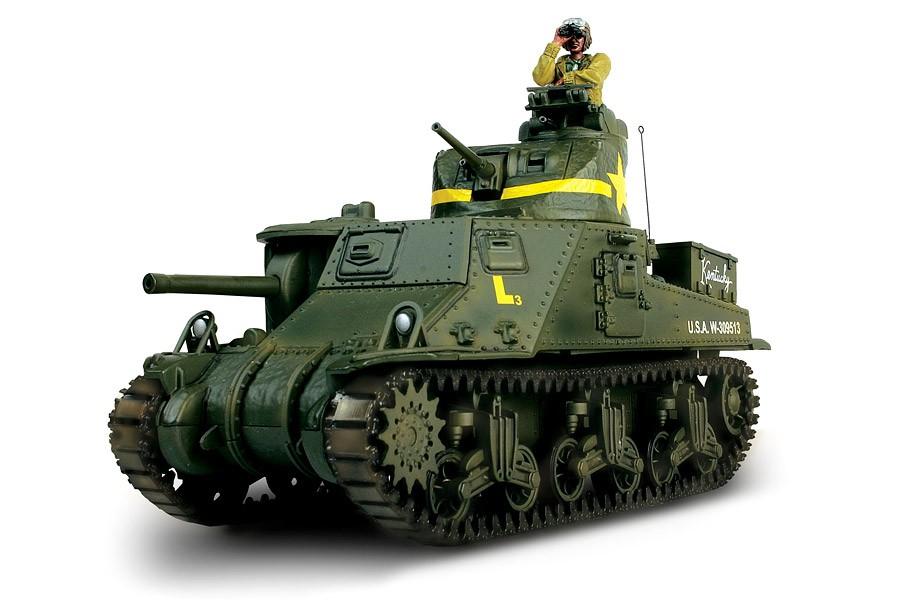 Коллекционная модель - танк США, M3 Lee, 1:32