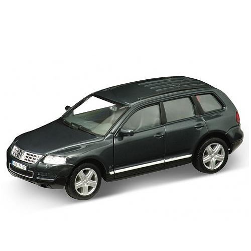 Коллекционная машинка VW Touareg, масштаб 1:31