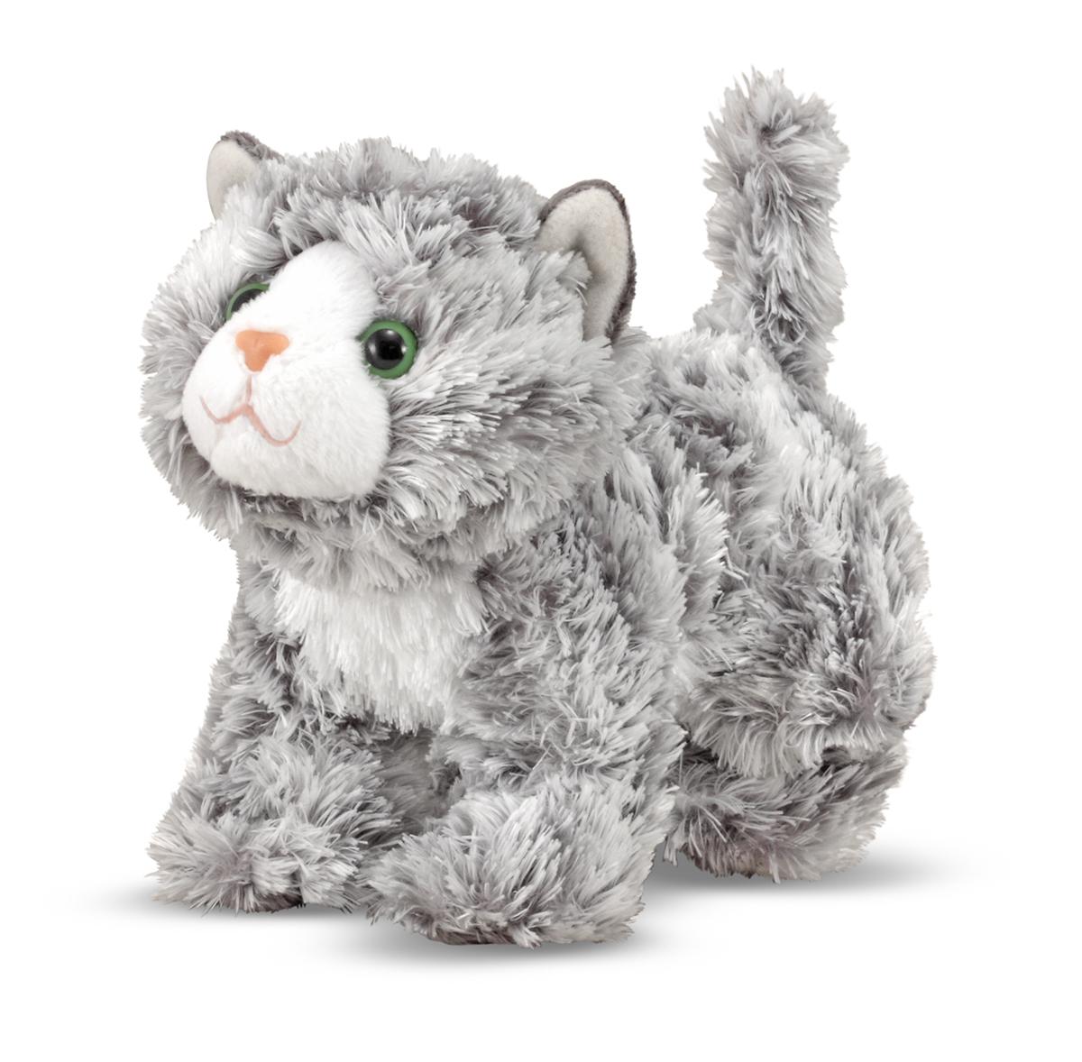 Мягкая игрушка  Кошка Рокси , 13 см. - Коты, артикул: 138717