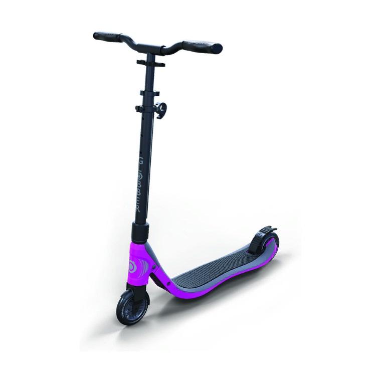 Купить Двухколесный самокат Globber one NL 125, цвет фиолетовый