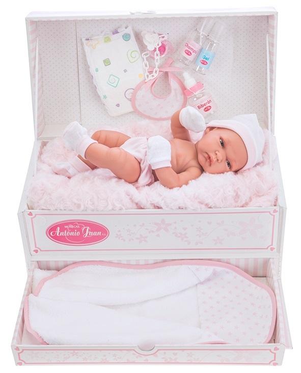 Кукла Валенсия в подарочной коробке, 33 см.Куклы Антонио Хуан (Antonio Juan Munecas)<br>Кукла Валенсия в подарочной коробке, 33 см.<br>