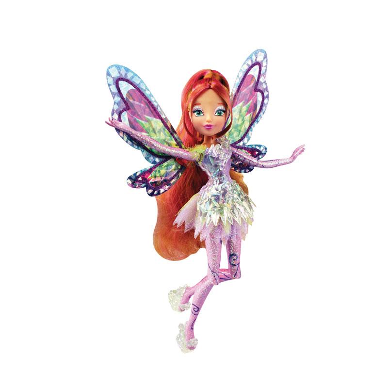 Кукла Winx Club - Flora из серии – Тайникс