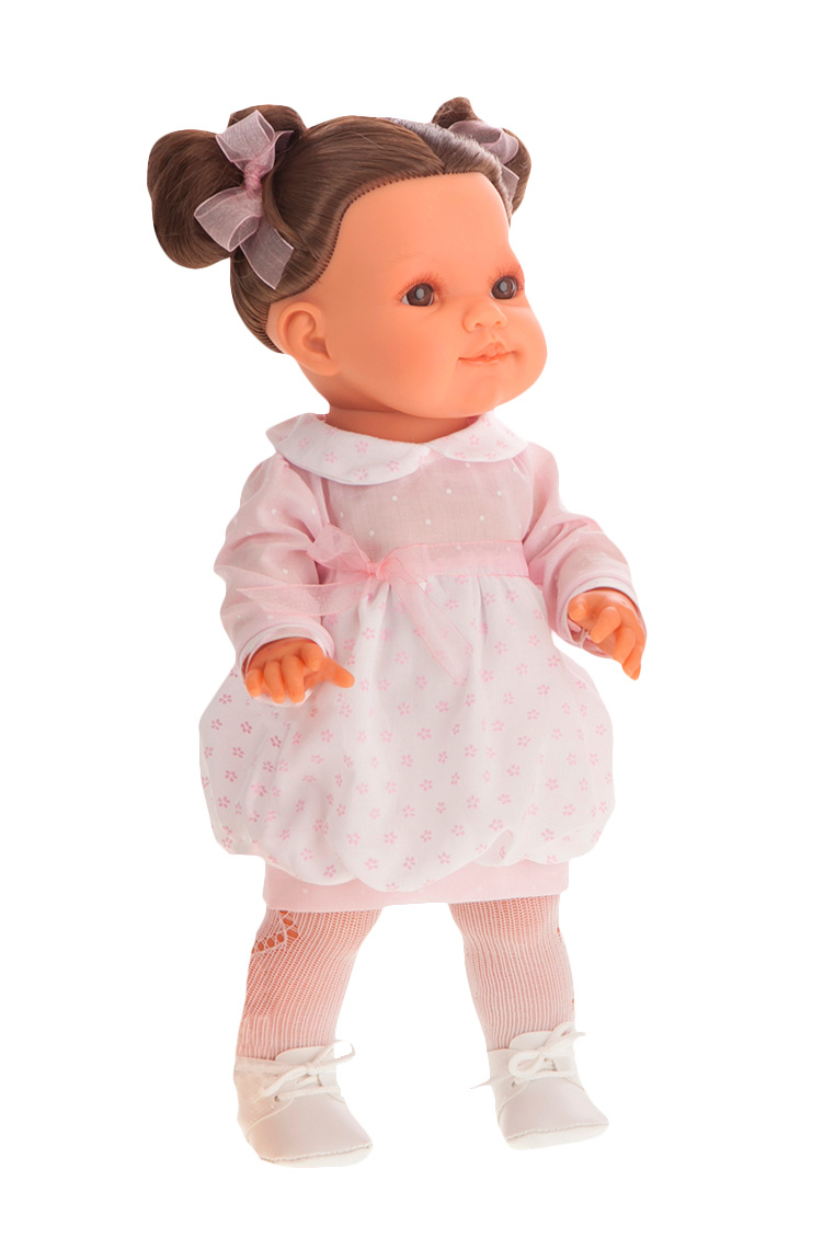 Кукла Андреа, 38 смКуклы Антонио Хуан (Antonio Juan Munecas)<br>Кукла Андреа, 38 см<br>