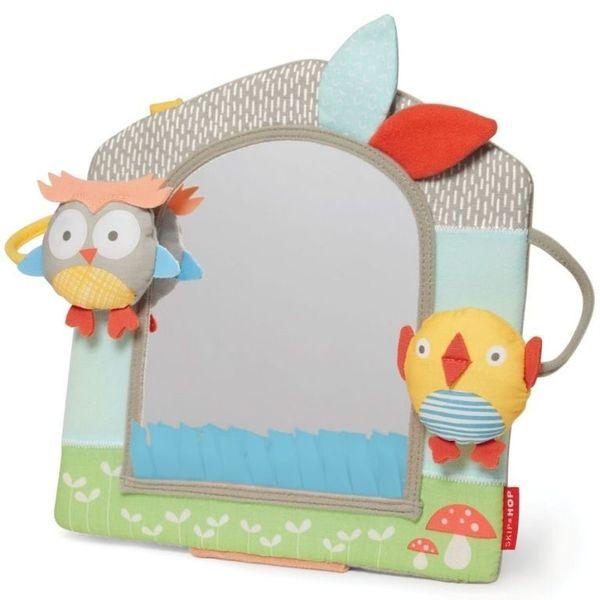 Развивающая игрушка - Домик-зеркальцеДетские развивающие игрушки<br>Развивающая игрушка - Домик-зеркальце<br>