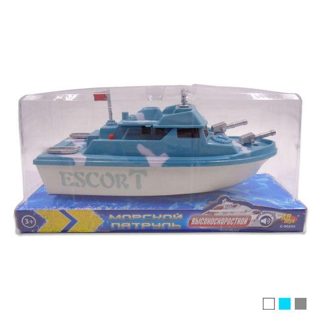 Катер электромеханический - Морской патрульКорабли и катера в ванну<br>Катер электромеханический - Морской патруль<br>
