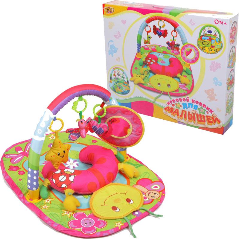Коврик детский  Сверчок - Детские развивающие коврики для новорожденных, артикул: 166559